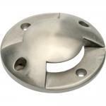 Крышка двунаправленная GTV ON-ALFAO-C2W, для наземного светильника GTV ALFA-O, нержавеющая сталь