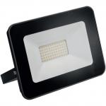 Светильник светодиодный (прожектор)  GTV LD-ILUXCC10W-64 ILUX, 10W, 800lm, AC220-240V, 50/60 Hz, IP65, 120°, 6400K, черный