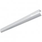 Отражатель GTV OS-REF136-AS, для светильника с открытой лампой OSE-136, белый, асимметричный