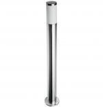 Светильник садовый GTV OS-MILA10P-00 MILAN-P, E27, max.40W, IP54, AC220-240V, 50/60Hz, нержавейка