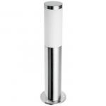 Светильник садовый GTV OS-MILA45P-00 MILAN-P, E27, max.40W, IP54, AC220-240V, 50/60Hz, нержавейка