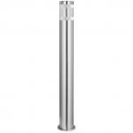 Светильник светодиодный садовый GTV LD-ALB0P10P-40 ALBERO-P PLUS, 60 SMD2835, 11W, 4000K, IP54, 960lm, 220-240V, нержавейка
