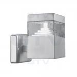 Светильник светодиодный садовый GTV LD-GAR0A07-40 GARDINO-A, SMD2835, 7W, 4000K, IP54, 480lm, 220-240V, нержавейка