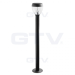 Светильник светодиодный садовый GTV LD-JAR0A10-40 JARDI-A, 60 SMD2835, 11W, 4000K, IP54, 960lm, 220-240V, черный
