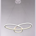 Люстра светодиодная Profit Light 39029 WT, 96W, 2700-6500K, 640*760мм, белый