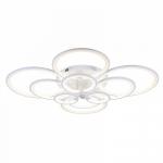 Люстра светодиодная Profit Light 1277/8 WT, 256W, 2700-6500K, 1000*890*150 мм, белый