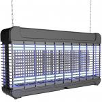 Ловушка для насекомых ЭкоСнайпер GB-30L, 15Вт, 20 UV-A LED, 300 кв.м., 470x100x263, 220-240V/50-60Hz, 4000V