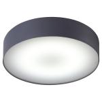 Светильник светодиодный потолочный Nowodvorski 6727 ARENA GRAPHITE LED, графит