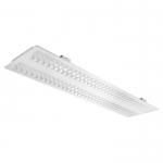 Панель светодиодная GTV LD-RO2120W-50 ROMA, 50W, 4000К, IP20, AC220-240V, 50-60Hz, 5600lm, 120x30cm, 140°, белый корпус