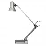 Светильник настольный Трансвит 4607053881745 Надежда +, 1xE27, 40Вт, 220В, на подставке, серебристый