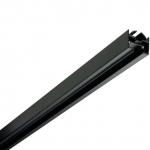 Шинопровод Concord 2036018 L1 TRACK UNIT 1M BLACK, черный