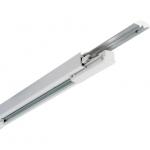 Шинопровод удлиняющий Concord 2036014 LYTESPAN 1 SINGLE CIRCUIT JOINER TRACK 3M WHITE, белый