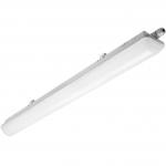 Светильник светодиодный герметичный накладной GTV LD-BERGA50W-30 BERGA LED, 50W, 7000lm, ABS/PC, AC220-240V, 50/60Hz, PF>0,9, RA<80, IP65, 120°, 4000K, 120см, серый