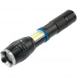 Фонарь светодиодный GTV LT-LB8WT6-60, 8W, 800lm, 6400K, 1,5V, AC AAA