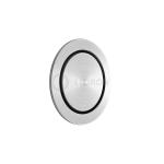 Светильник светодиодный встраиваемый Ledron MJ-4001 silver, 2.5W, CREE, 3000K, 150lm, D-44mm, IP20, круг, серебристый