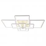 Люстра светодиодная Profit Light 8783/8 WHT (BL+YL), 296W+42W, 3000-6500K, 23600lm, 1000*820*210 мм, белый