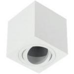 Светильник GTV OS-AV8085KW1-10 AVEIRO, 1xGU10 MR16, IP20, алюминий, белый