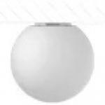 Светильник светодиодный накладной Кубометр света 12222010 SPHERE_S, LED лампа E14, 6Вт, 3000К, 80Лм/Вт, 480Лм, Ra80/1В, LLDPE, IP40, IK08, белый