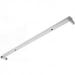 Светильник линейный для трубчатой лампы GTV GT-OSL2120S-00 G-TECH, 2xG13, 120см, сталь, белый