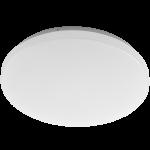 Светильник светодиодный GTV LD-SATU18W-NB SATURN, 18Вт, 4000К, 1300Лм, 120°, Ra80/1В, IP40, IK06, белый