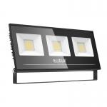 Прожектор светодиодный PCcooler CP-PL03-0150-6000 VENUS II, 150Вт, 6000К, 12000Лм, IP66, 430х30х170мм, поворотная скоба, черный корпус из алюминия, термостойкое стекло