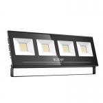 Прожектор светодиодный PCcooler CP-PL03-0200-6000 VENUS II, 200Вт, 6000К, 1600Лм, IP66, 565х30х170мм, поворотная скоба, черный корпус из алюминия, термостойкое стекло