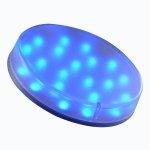 Micro-Lynx LED Синий Прозрачный
