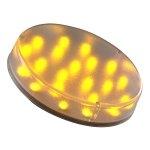 Micro-Lynx LED Желтый Прозрачный