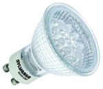 Hi-Spot ES50 1.5W LED GU10 Green