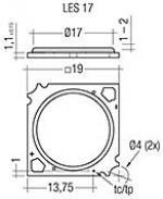 STARK SLE PURE G2 LES17 840 CLA W/O C