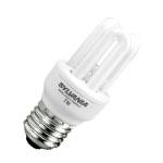 Лампа компактная люминесцентная Sylvania 0031026 MLX FAST START T2 9W/840 E27 SLV
