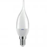 Лампа светодиодная GTV LD-SMGC30L-50-E, 5W, 400лм, E14, AC175-250V, 50/60 Hz, PF>0,5, RA>80, 160°, 3000K, 43mA