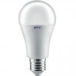 Лампа светодиодная GTV LD-AN7A60-20W-E, E27, A60, 20W, 1800lm, AC170-250V, 180°, 4000K, 174mA