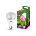 Лампа светодиодная Camelion 12770 LED15-PL/BIO/E27, для растений