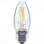 Лампа светодиодная Sylvania 0027496 TOLEDO RT DIM V2 CAV2 CL 4.5W 470LM 2700K E27, диммируемая