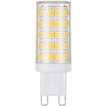 Лампа светодиодная Gauss 107309105, 5W, AC185-265V, 2700K, керамика