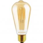 Лампа светодиодная Sylvania 0027177 ToLEDo RT ST64 Golden 420lm E27 SL