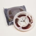 Светодиодная лента Rishang 91191 RSH-2835WW120-10MM-24V-N/A-HQ, SMD 2835, 120LED/м, 3000K, 26.3W/м, 2200lm/м, IP33, 10мм, 1м (катушка 3м), теплый белый