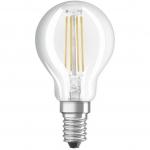 Лампа светодиодная OSRAM 4052599941670 LED STAR P40 4W/827 E14 220-240V CL FIL, теплый свет, шарик