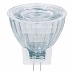 Лампа светодиодная Ledvance 4058075105256 PARATHOM MR11 12 V, P MR11 35 36° 4 W/4000K GU4, нейтральный белый свет, прозрачная колба