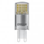 Лампа светодиодная OSRAM 4058075811553 PARATHOM, P DIM PIN 32 3.5 W/2700K G9, теплый белый свет, прозрачная колба