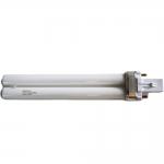 Лампа ультрафиолетовая Zercale F9WTCSBL368UVEL, F9W TC-S BL368 UV EL, G23, для использования с ЭПРА