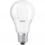 Лампа светодиодная OSRAM 4058075480001 LED VALUE CLA100 10W/830 230V FR E27, матовая колба в форме груши