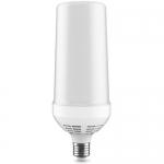 """Лампа светодиодная высокомощная PCcooler AL-CL02-0100-N01 MERCURY, CORN, E40, 100W, 10000lm, 5000K, 180-240V, с теплоотводом и воздушным охлаждением, пластик, матовый рассеиватель, форма колбы """"кукуруза"""""""