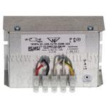 ЭПРА Н~220-1x70-2200-122 в стальном корпусе корпусе для натриевых ламп высокого давления 70W