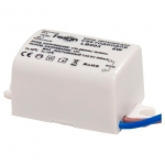 Трансформатор электронный Feron 21480 LB003 6W 12V для светодиодной ленты