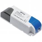 Трансформатор LED GTV LD-ZAS06W-30N LED 12V, 6W, 220-240, IP20