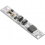 Бесконтактный переключатель GTV AE-WLPR-60P2, макс.60Вт, 12В, на клейкой ленте, провод 2м, для светодиодного профиля