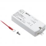 Сенсорный выключатель GTV AE-WBEZDK15-10, макс. 500Вт, IP20, кабель 2м, под винт