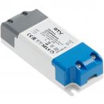 Трансформатор светодиодный GTV LD-ZASPRO07W-30 LED PRO, 12V, 7W, 220-240, IP20, 100x39x25mm